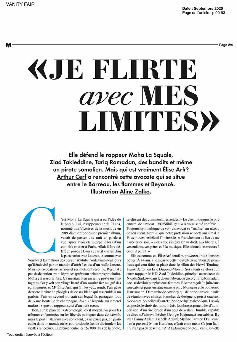 Vanity Fair, Elsa Arfi, 02.09.2020