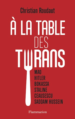 Couverture A la table des tyrans