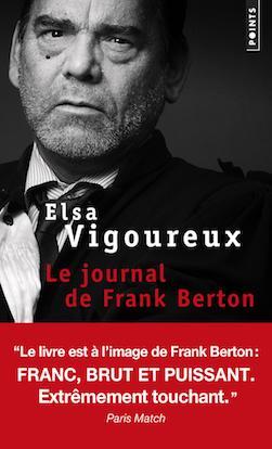 Couverture Le journal de Frank Berton